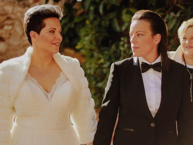 La boda de Pilar y Alejandra en Salou, Tarragona 14