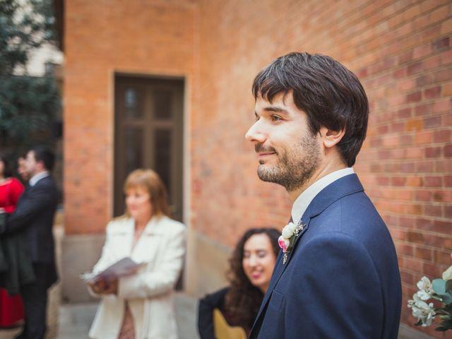 La boda de Adrián y Paula en Barcelona, Barcelona 9