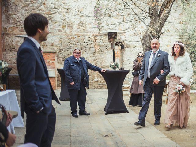 La boda de Adrián y Paula en Barcelona, Barcelona 10