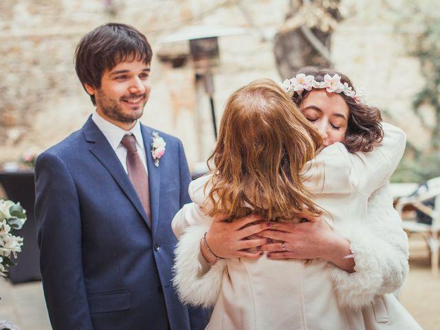 La boda de Adrián y Paula en Barcelona, Barcelona 12