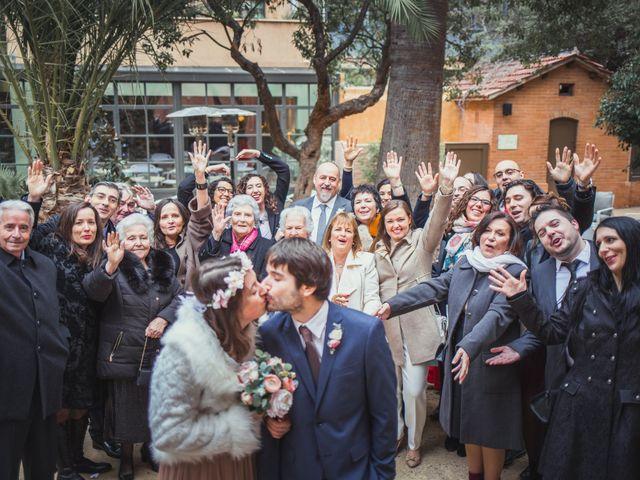 La boda de Adrián y Paula en Barcelona, Barcelona 13