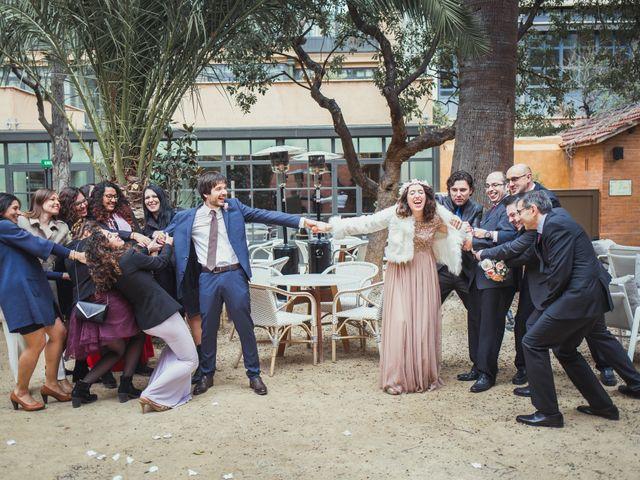 La boda de Adrián y Paula en Barcelona, Barcelona 14