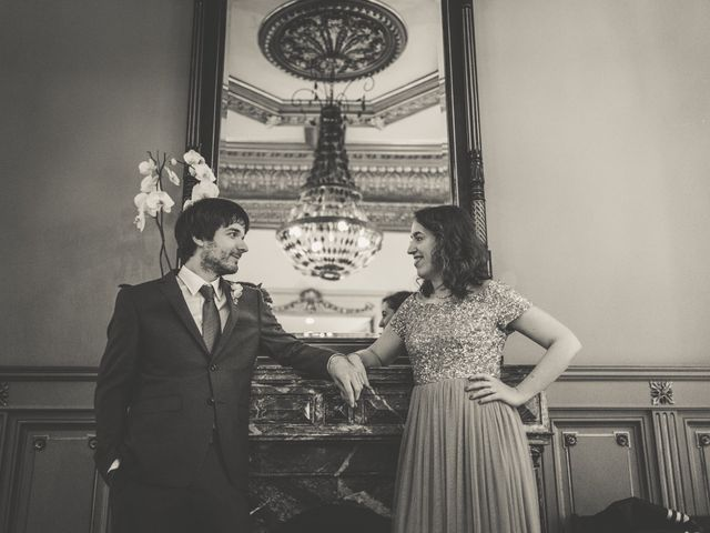 La boda de Adrián y Paula en Barcelona, Barcelona 17