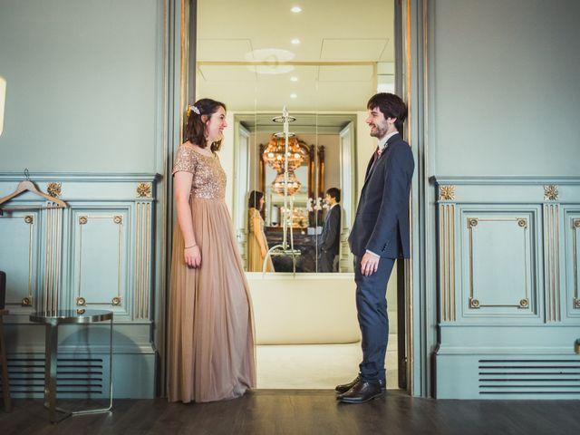 La boda de Adrián y Paula en Barcelona, Barcelona 18