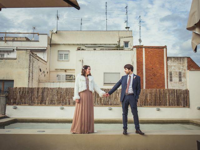La boda de Adrián y Paula en Barcelona, Barcelona 25