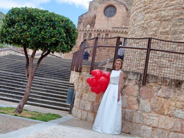 La boda de Marcos y Sheila en Oña, Burgos 3