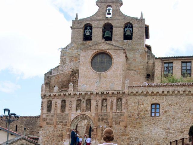 La boda de Marcos y Sheila en Oña, Burgos 5