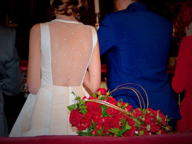 La boda de Marcos y Sheila en Oña, Burgos 8