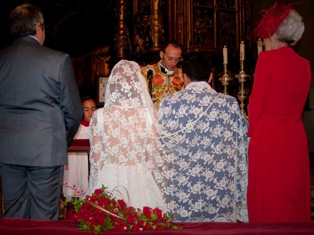 La boda de Marcos y Sheila en Oña, Burgos 9