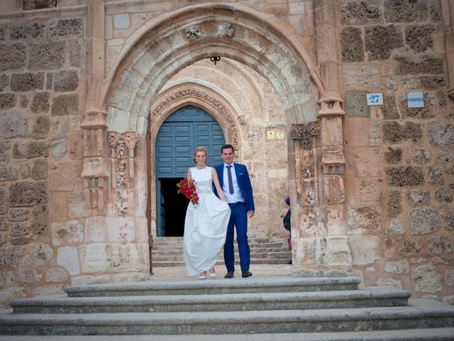 La boda de Marcos y Sheila en Oña, Burgos 10