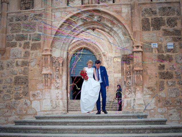 La boda de Marcos y Sheila en Oña, Burgos 11