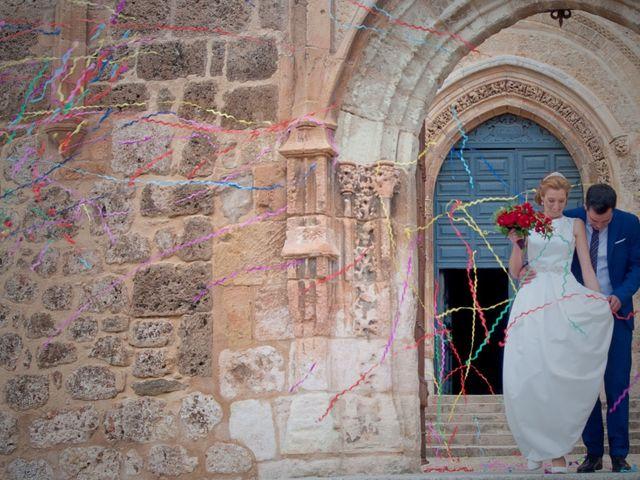 La boda de Marcos y Sheila en Oña, Burgos 12