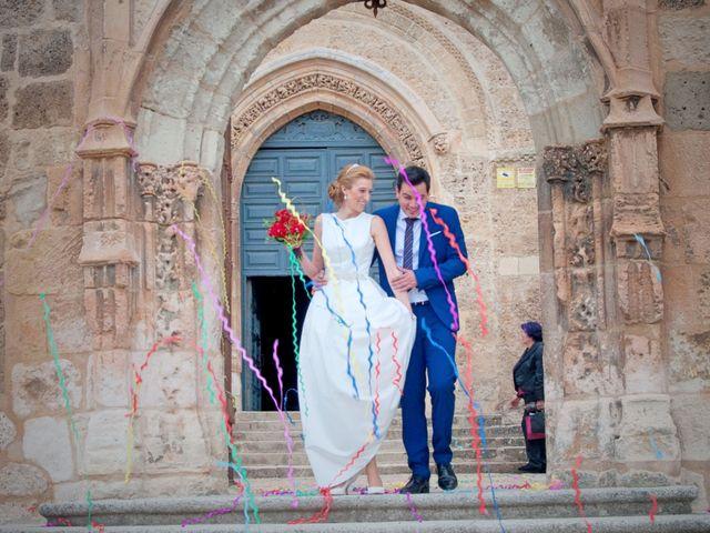 La boda de Marcos y Sheila en Oña, Burgos 13