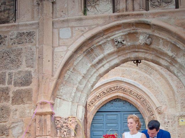 La boda de Marcos y Sheila en Oña, Burgos 14