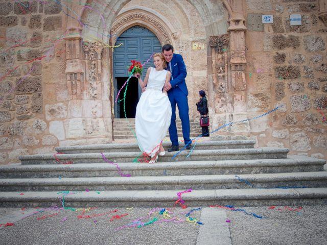 La boda de Marcos y Sheila en Oña, Burgos 15
