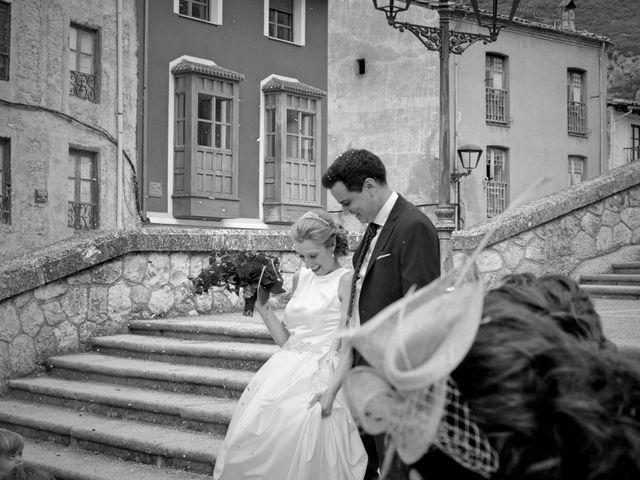 La boda de Marcos y Sheila en Oña, Burgos 16