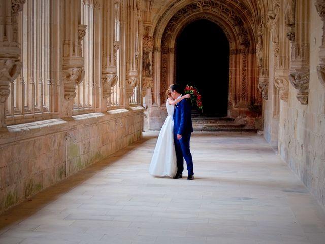 La boda de Marcos y Sheila en Oña, Burgos 22