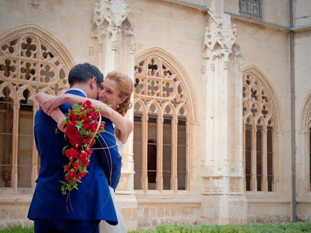 La boda de Marcos y Sheila en Oña, Burgos 23