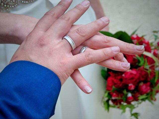 La boda de Marcos y Sheila en Oña, Burgos 24