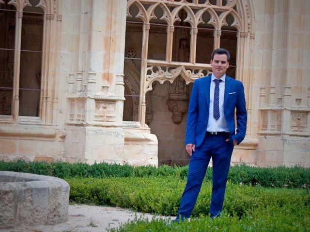 La boda de Marcos y Sheila en Oña, Burgos 25
