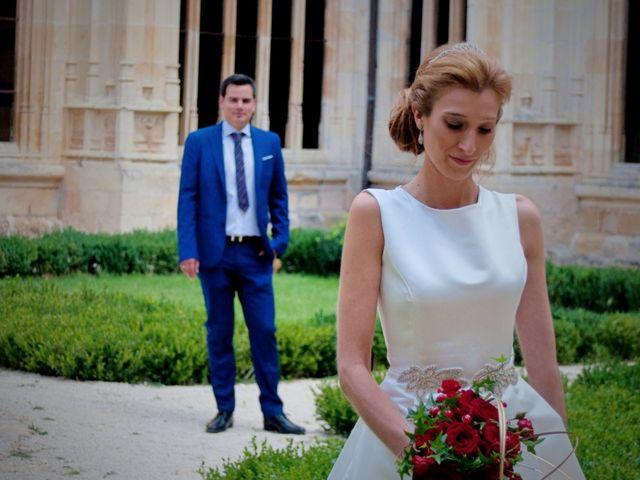 La boda de Marcos y Sheila en Oña, Burgos 26