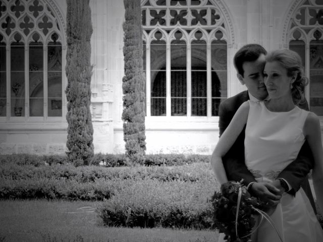 La boda de Marcos y Sheila en Oña, Burgos 27