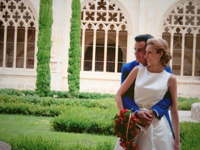 La boda de Marcos y Sheila en Oña, Burgos 28
