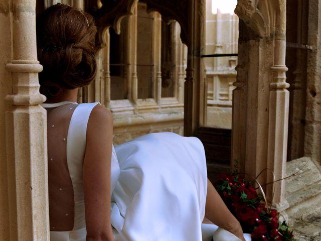 La boda de Marcos y Sheila en Oña, Burgos 31