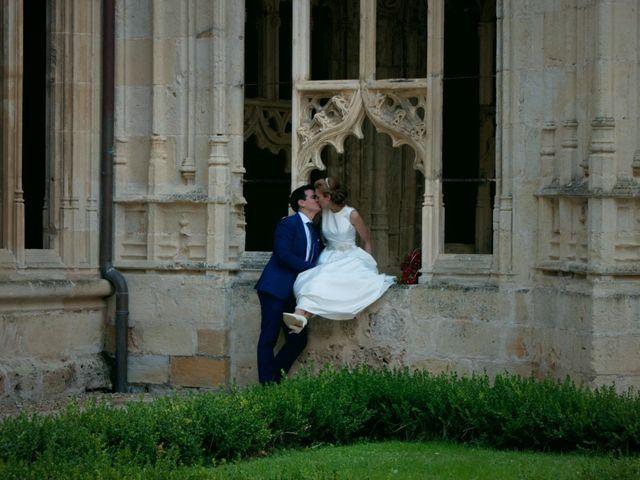 La boda de Marcos y Sheila en Oña, Burgos 32