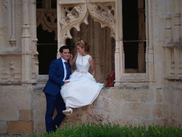 La boda de Marcos y Sheila en Oña, Burgos 33