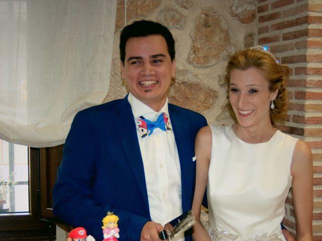 La boda de Marcos y Sheila en Oña, Burgos 34