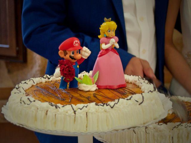 La boda de Marcos y Sheila en Oña, Burgos 35