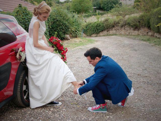 La boda de Marcos y Sheila en Oña, Burgos 36