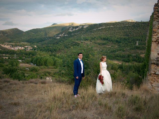 La boda de Marcos y Sheila en Oña, Burgos 39