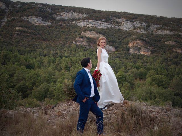 La boda de Marcos y Sheila en Oña, Burgos 44