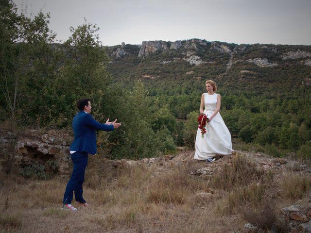 La boda de Marcos y Sheila en Oña, Burgos 45