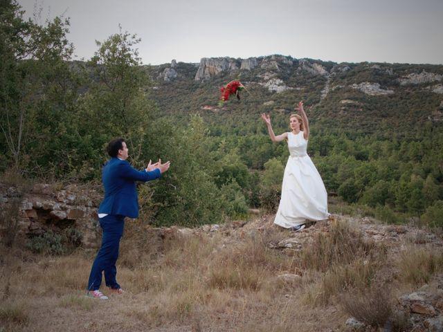 La boda de Marcos y Sheila en Oña, Burgos 46
