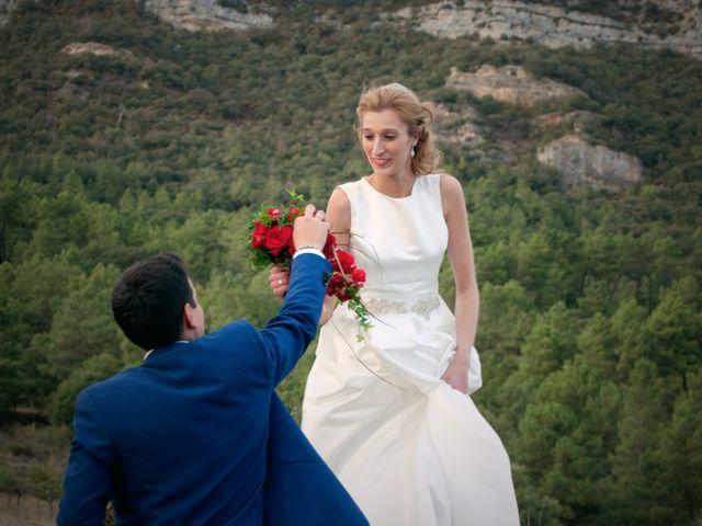 La boda de Marcos y Sheila en Oña, Burgos 47