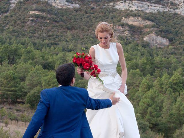 La boda de Marcos y Sheila en Oña, Burgos 48