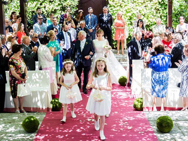 La boda de David y Nuria en Illescas, Toledo 1