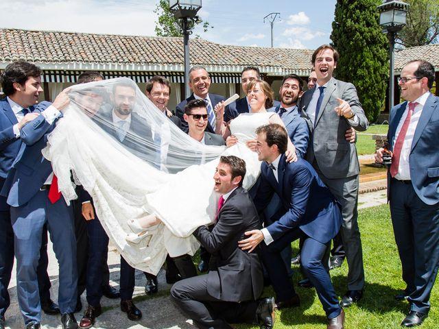 La boda de David y Nuria en Illescas, Toledo 13