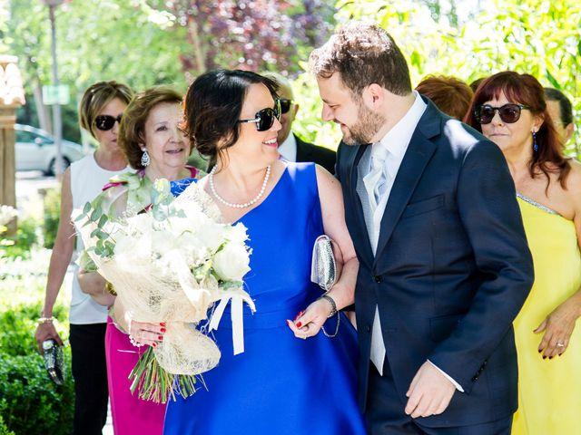La boda de David y Nuria en Illescas, Toledo 18