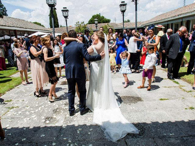 La boda de David y Nuria en Illescas, Toledo 23