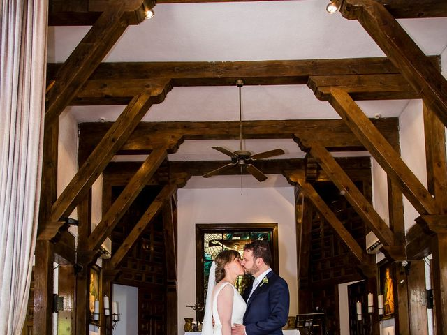 La boda de David y Nuria en Illescas, Toledo 29