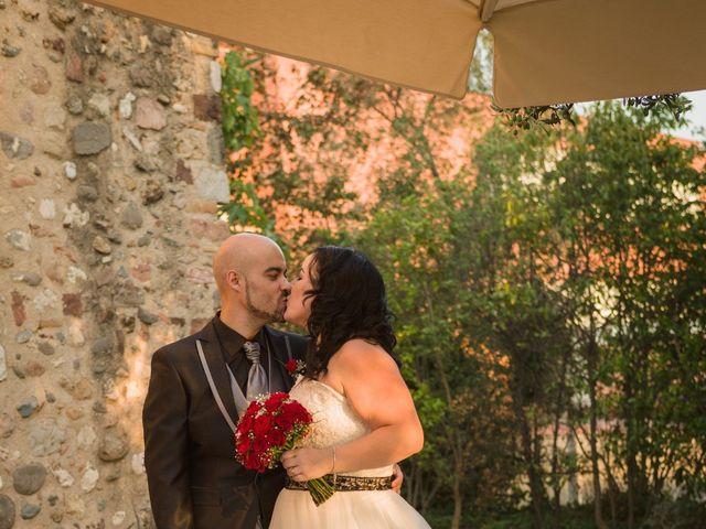 La boda de David y Nuria en Terrassa, Barcelona 5