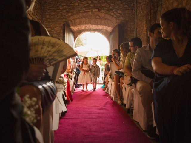 La boda de David y Nuria en Terrassa, Barcelona 1