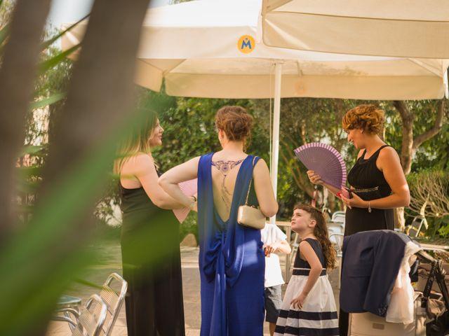 La boda de David y Nuria en Terrassa, Barcelona 15