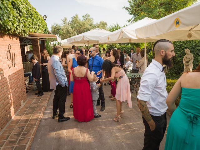 La boda de David y Nuria en Terrassa, Barcelona 16