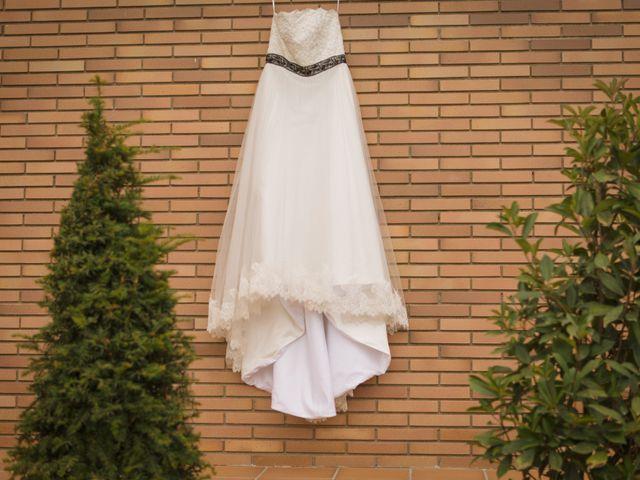 La boda de David y Nuria en Terrassa, Barcelona 28