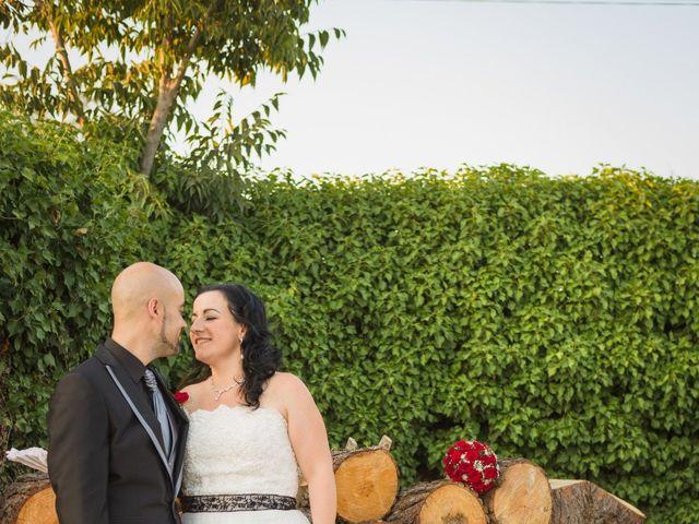 La boda de David y Nuria en Terrassa, Barcelona 63